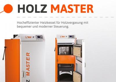 Holzmaster 20 kW