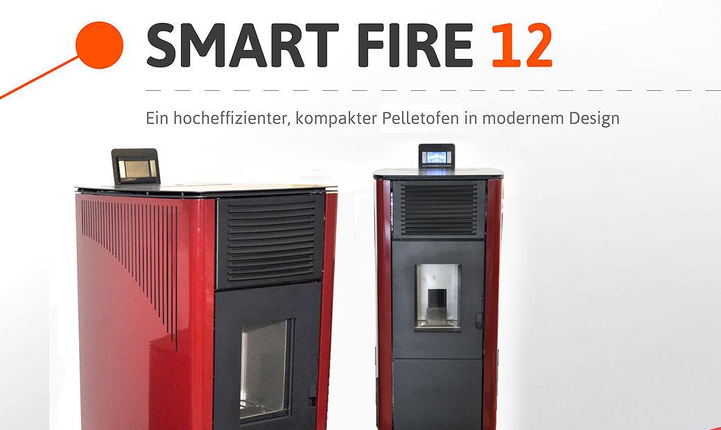 pelletofen smartfire 12 kw thermo lesch gmbh. Black Bedroom Furniture Sets. Home Design Ideas